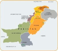Where Is Balochistan Located In A Map Of Pakistan Quora - Where is pakistan