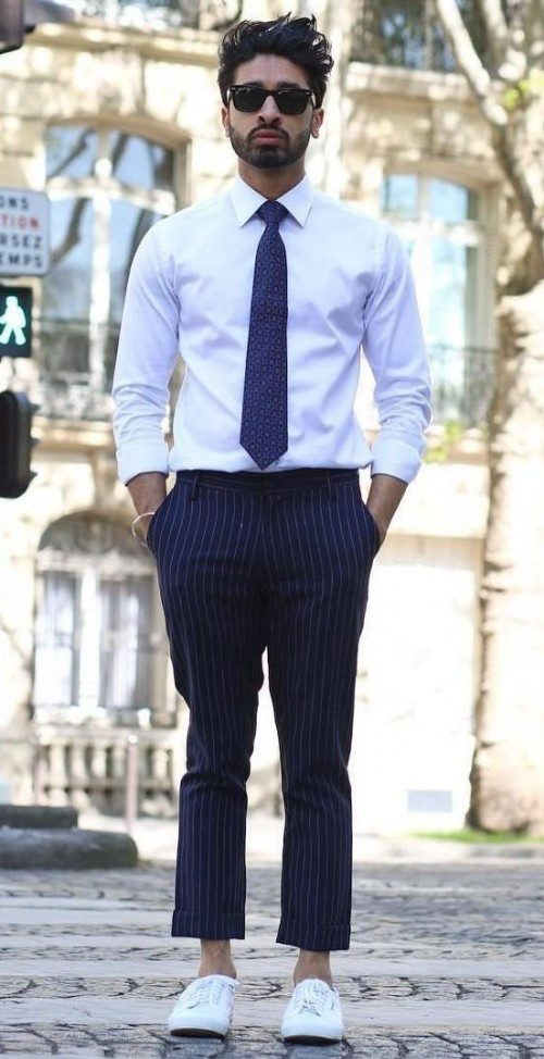 What Are The Best Colour Combinations Of Formal Shirt And Trouser