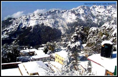 What Is The Best Time To Visit Mussoorie To See Snow Quora
