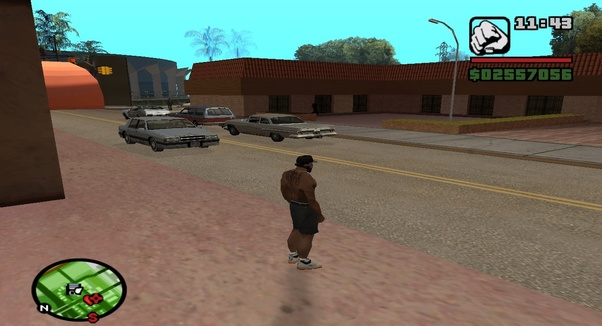 What makes GTA San Andreas so much better than the other GTA