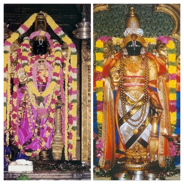 When did lord venkateswara turn to statue? - Quora