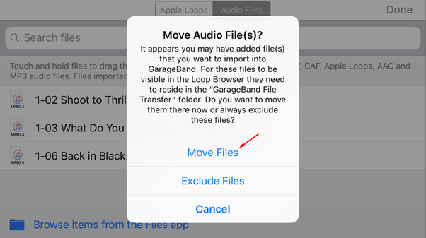 How to set ringtone in iphone with garageband and documents