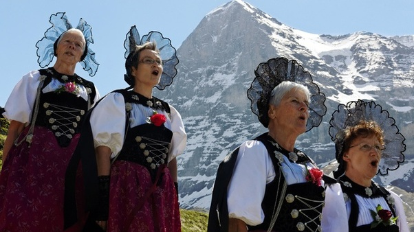 What do Swiss people do for fun? - Quora