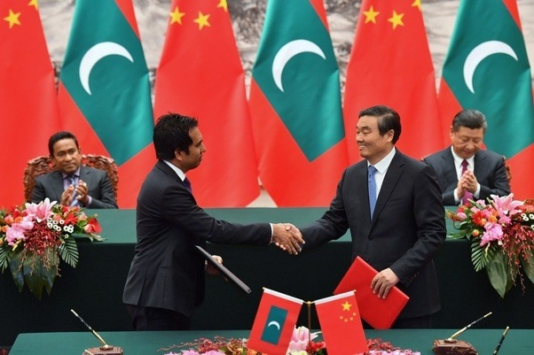 Is a free trade agreement between maldives and china a real maldives is an island nation prone to environmental disasters and an economy mainly dependent on tourism for its foreign currency platinumwayz