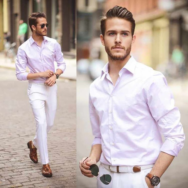What Color Shirt Goes Well With White Pants For Men Quora,Pendant Lighting For Dining Room