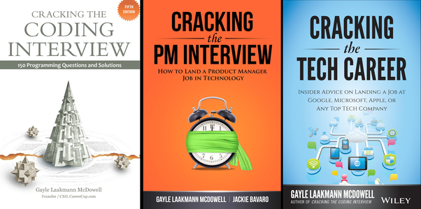 cracking the coding interview review