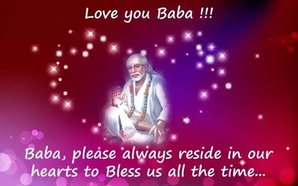 How to impress sai baba quora you can impress shirdi sai baba exhibiting love on him only m4hsunfo