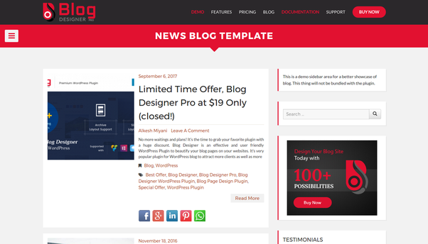 Is there any blogger template like the WordPress \'newspaper\' theme ...