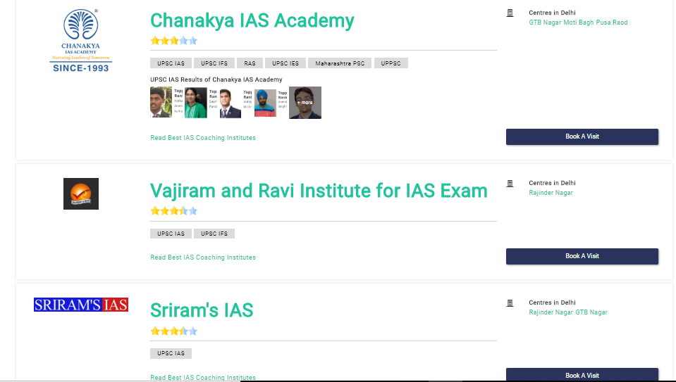 Which is the better UPSC coaching center in Thane or Mumbai? - Quora
