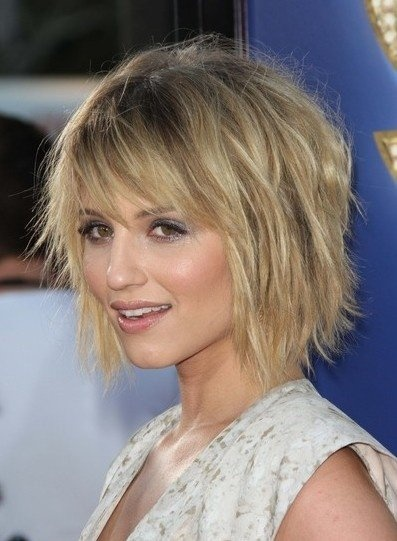 Which hair cut is best suited for thin straight hair? - Quora