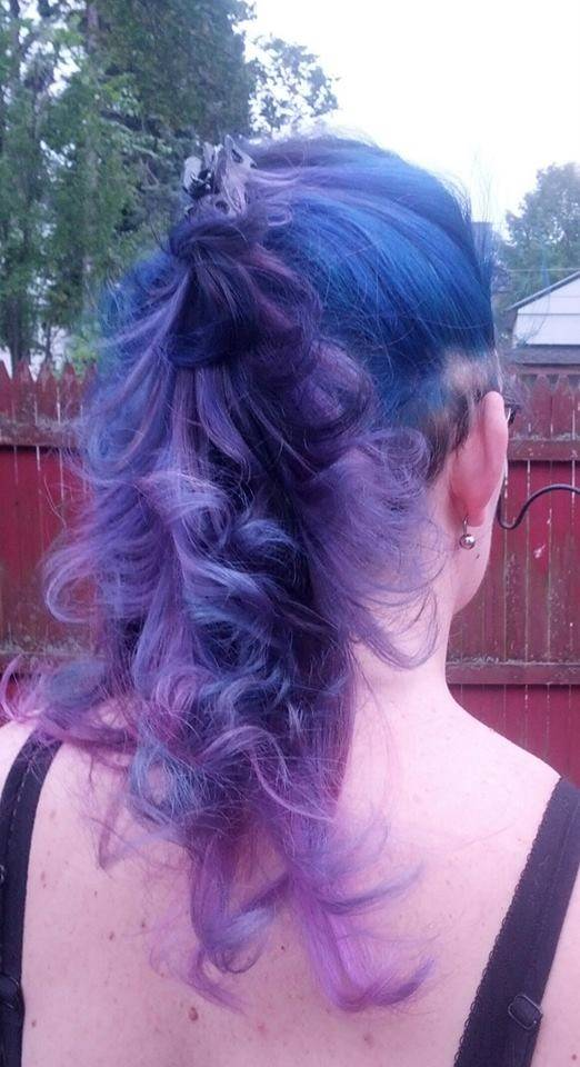 pravana green and ion brilliance blue