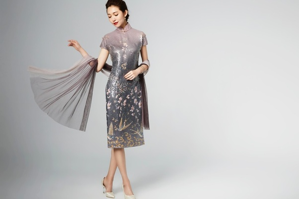 1d27fb4ff Is it OK to wear qipao? Why wouldn't it be? Whenever you have a question  about 'cultural appropriation' the first things you should do is ask how  people ...