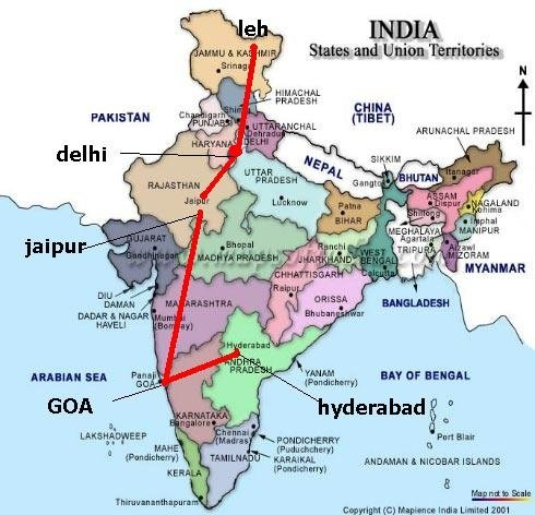 Where is hyderabad located quora hyderabad is located in central telangana india and is situated on the deccan plateau above mean sea levelamsl of hyderabad is an average height of 536 gumiabroncs Choice Image