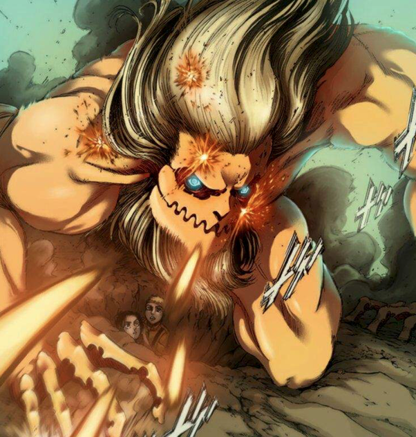 Which are the types of titans in Attack on Titan? - Quora