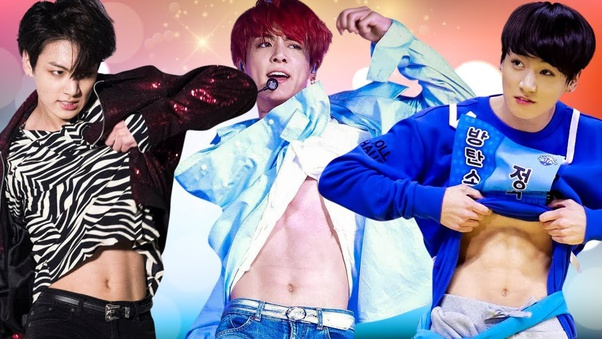 How Many Bts Members Have Shown Their Abs Quora