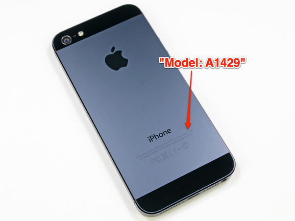 what model iphone do i have how to tell which iphone 5 sub model i quora 3881