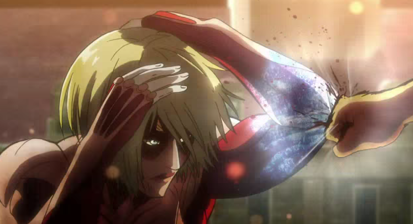 Does The Hand To Hand Technique Used In Attack On Titan Have A Name