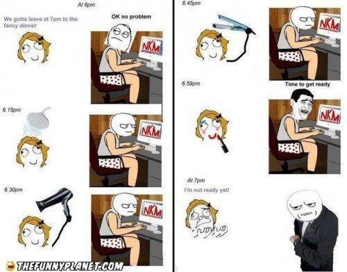 main qimg b1c479ecc6fa295df16cb3d7701c50c1 c what are some of the funniest boys vs girls memes? quora