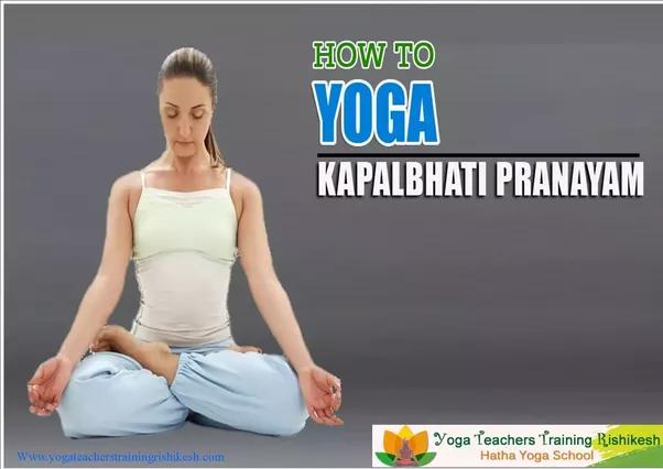 How does Kapalbhati Pranayama work? - Quora