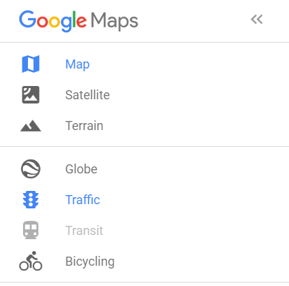 What do various colours mean on a route in Google Maps? - Quora