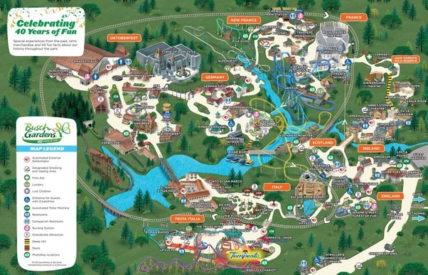 How to get the most out of your trip to Busch Gardens Williamsburg ...