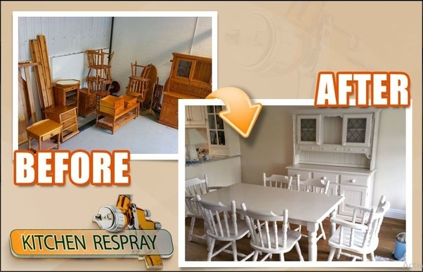 To Find A Perfect Service Providers Of Furniture Respraying And Restoration,  Visit We Spray Furniture.