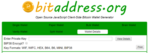 How to create a Bitcoin wallet address from a private key - Quora