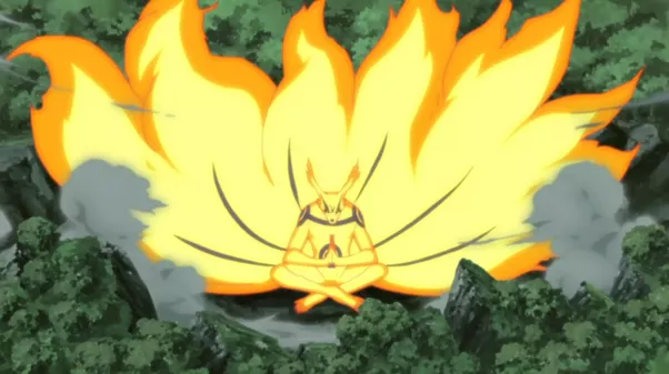 can the tailed beast use sage mode quora