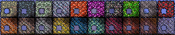 What are the tiers of ores in Terraria? - Quora