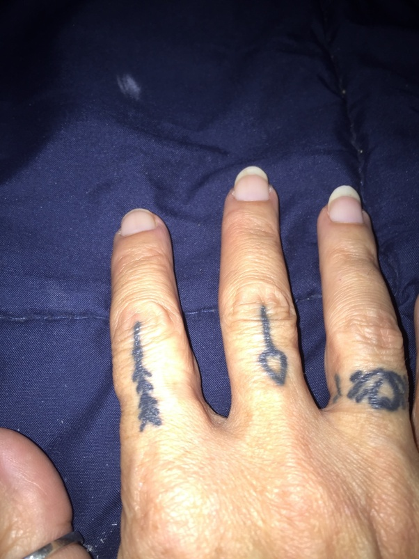 Fingered hurt why does getting When I