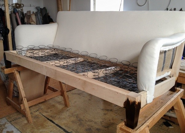 How much does it cost to make a sofa quora for Build a sectional couch