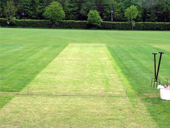 how does a green track assist swing bowling quora