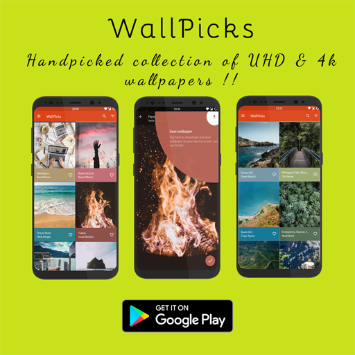 What Is The Best HD Wallpaper Application For Android