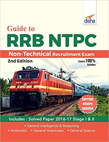 Which book should I prefer to use for RRB NTPC Recruitment