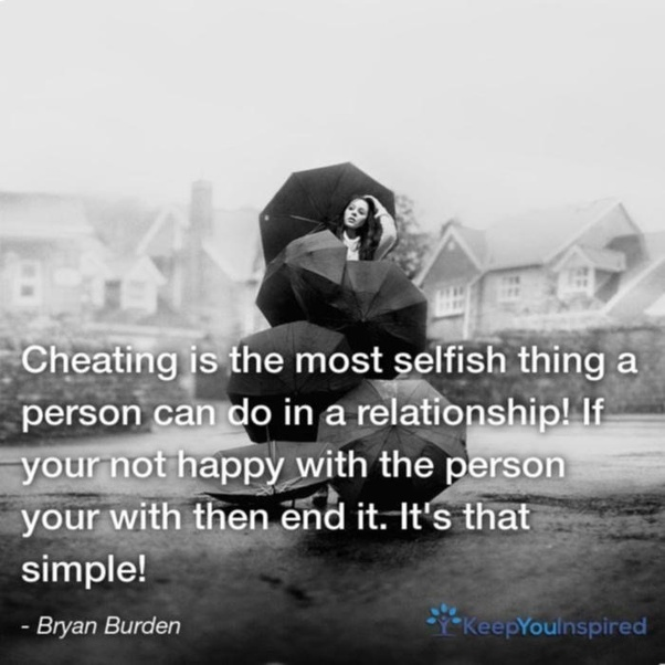 signs your bpd girlfriend is cheating