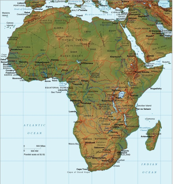 Where Is Marvel S Wakanda Located In Africa And What African