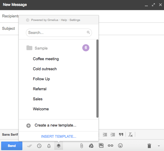 How to make templates for your Gmail account - Quora