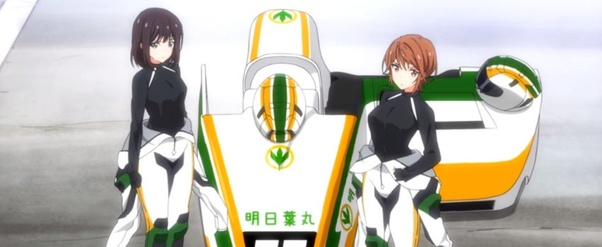 I Never Heard Of This Kind Sport Before So Im Not Sure If Racing Is Exist Watching Anime Anyway Focusing On