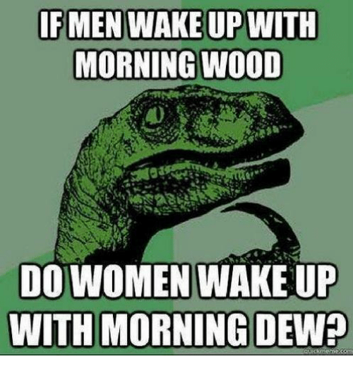 Monday Morning Sex Meme