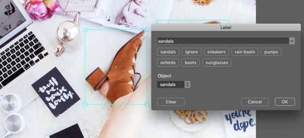 What is the best image labeling tool for object detection