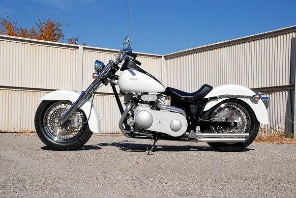 Does anyone have information on a Harley Davidson motorcycle