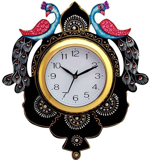 These Are Some Of Their Beautiful Wall Clocks Collection. To See More Visit  Here