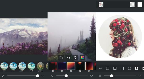 How to create photo editing app like retrica or b612 - Quora
