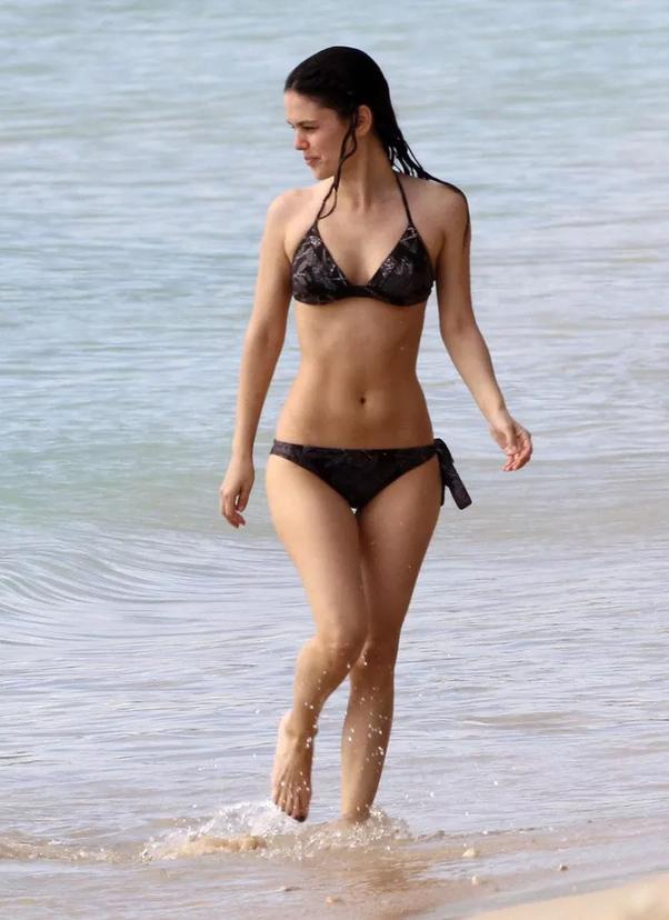 maia mitchell topless