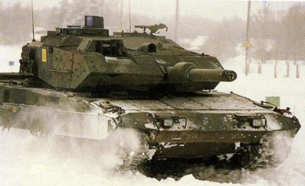 Image result for TVM leopard 2