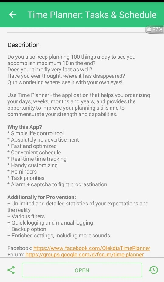 how to make time table