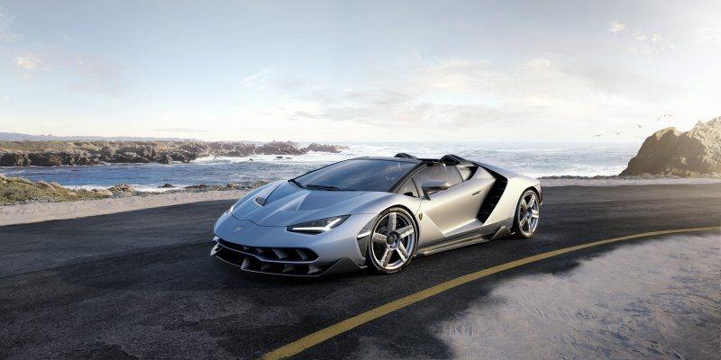Which Is Faster The Lamborghini Centenario Or The Lamborghini