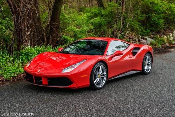 Can You Daily Drive A Ferrari 488 Quora