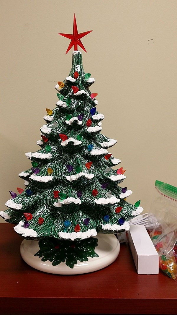 what is the best artificial christmas trees available for