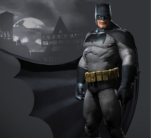What Are Your Thoughts Of The Batsuits New Look Frontal And The
